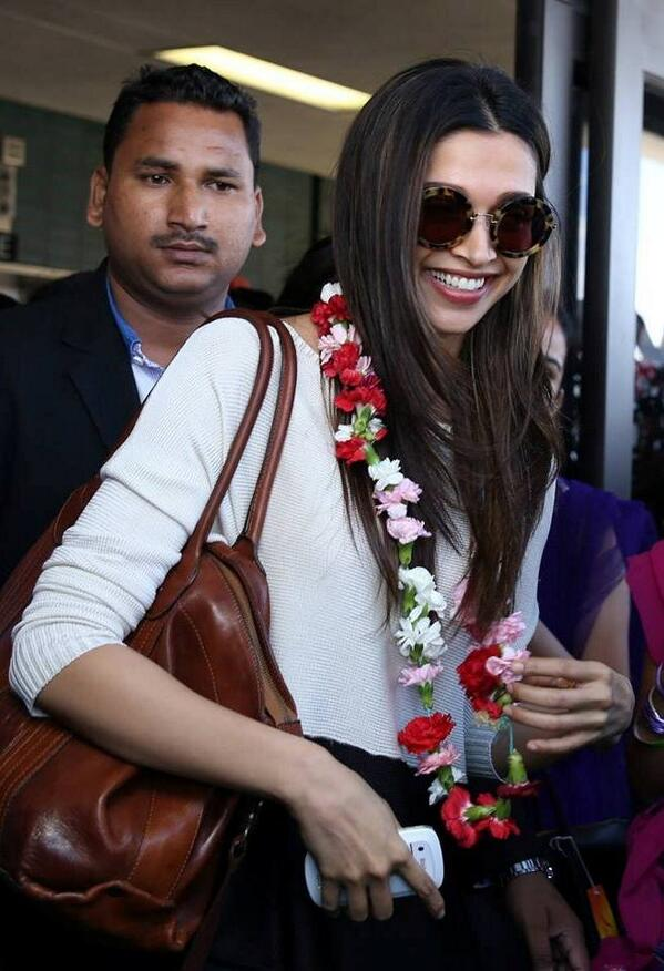 Deepika Padukone at Tampa Bay - Gorgeous Picture