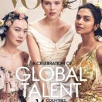 Deepika Padukone cover girl for Vogue India magazine