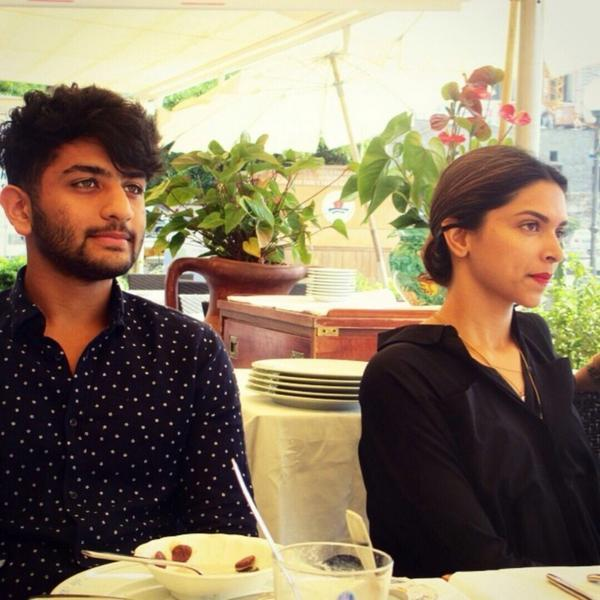 Deepika Padukone picture snapped in Italy few months ago