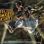 Sushant Singh Rajput starrer Detective Byomkesh Bakshy is ready and coming in cinemas on 10 April 2015. Here is another interesting poster of the movie.