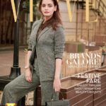 Dia Mirza Cover Girl Oct 2016 for Verve Magazine
