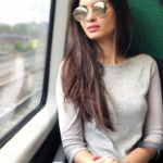 Diana Penty‏ with her travel thoughts when shared this picture
