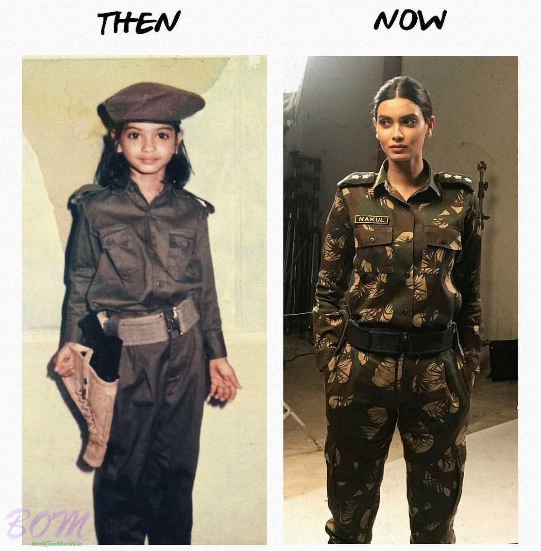 Diana Penty tansformation from a child to gorgeous now