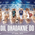 Dil Dhadakne Do new poster released on 23 July 2014 - this time with all faces