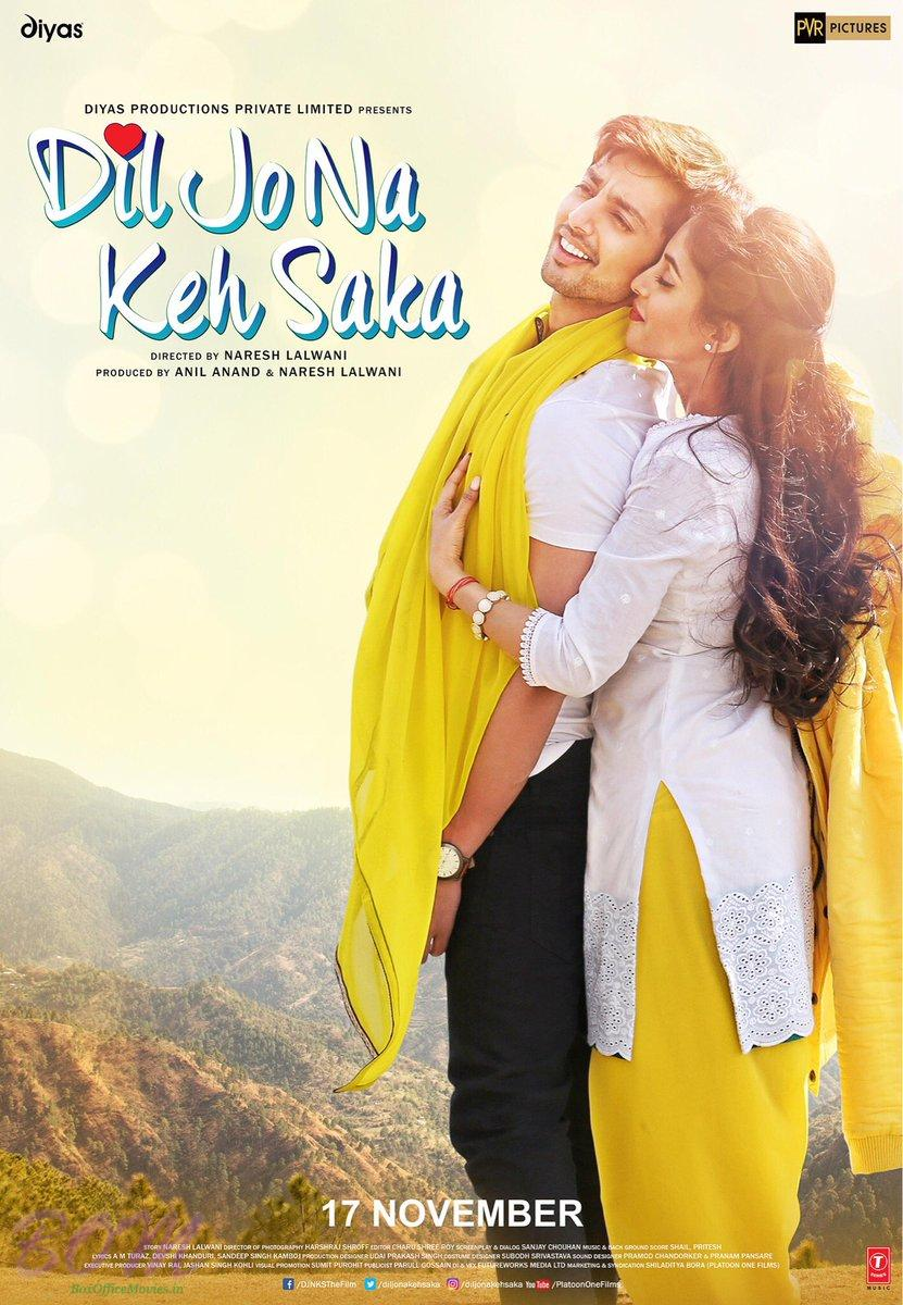 Himansh Kohli starrer Dil Jo Na Keh Saka movie releasing on 17 Nov 2017.