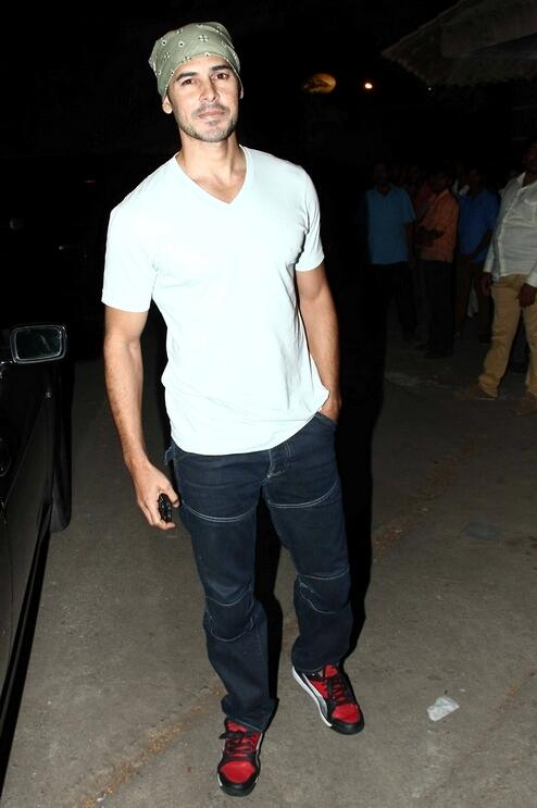 Dino Morea at special screening of The Raid 2 Movie