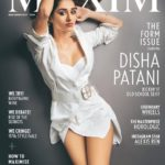 Disha Patani‏ cover girl for Maxim India magazine Nov 2017 issue