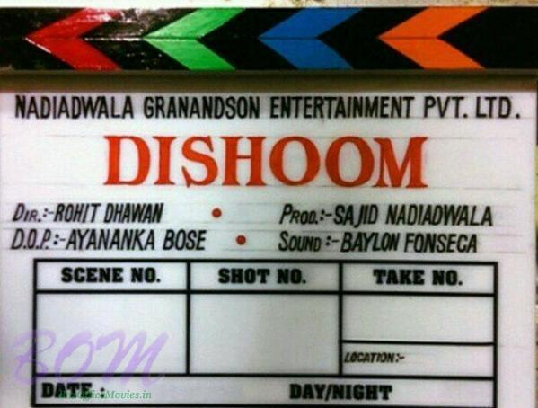 Dishoom movie clipper