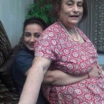 Divya Dutta with Mother