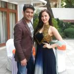 Elli Avram and Kapil Sharma comedy movie