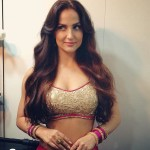 Elli Avram gorgeous look by Shraddha and Zoya