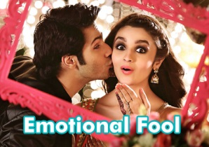 Emotional Fool song with lyrics - Humpty Sharma Ki Dulhania movie