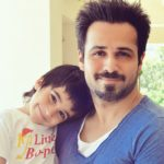 Emraan Hashmi‏ latest pic with his son