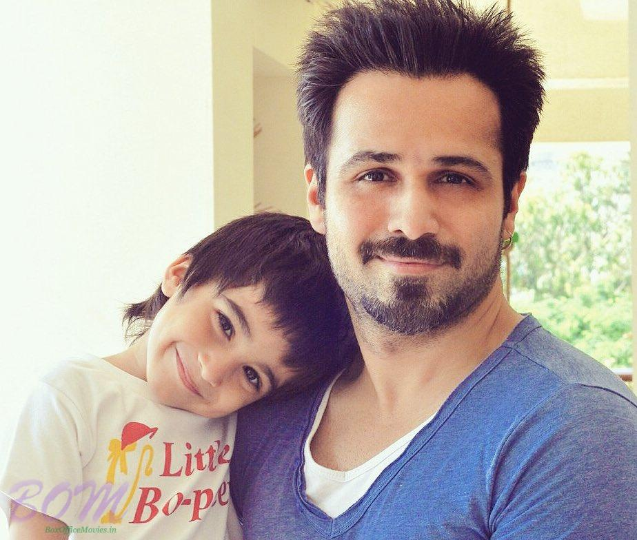 Emraan Hashmi Latest Pic With His Son Pics Bollywood Actor Movie