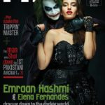 Emraan Hashmi Cover Boy with Elena Fernandes for FHM India