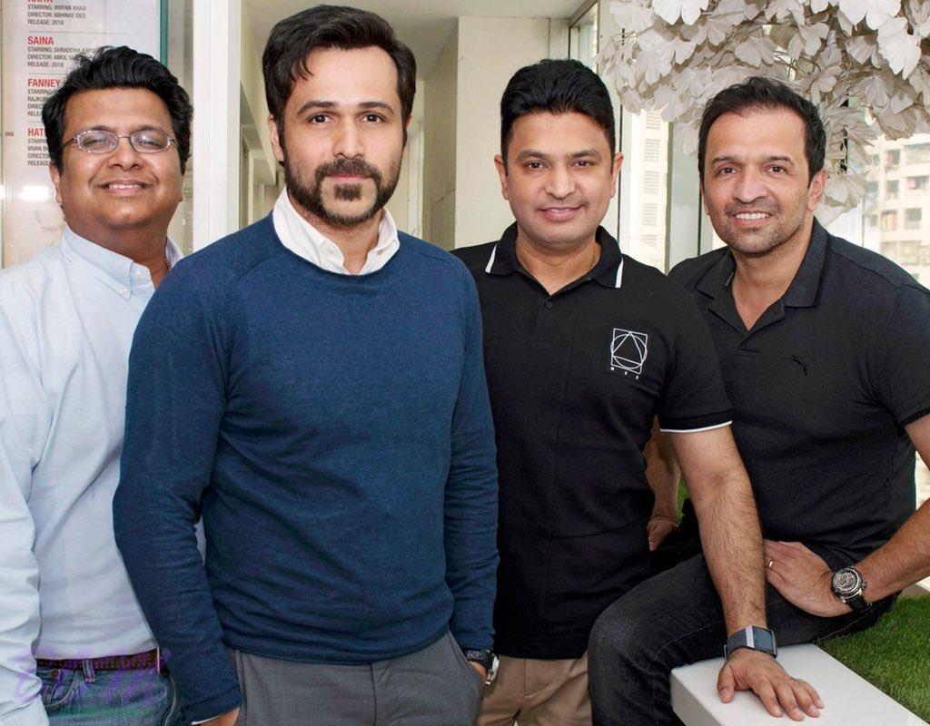 Emraan Hashmi Films to produce CHEAT India with TSeries