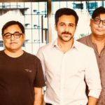 Emraan Hashmi with Fathers Day movie team