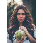 Esha Gupta loves to stay hydrated
