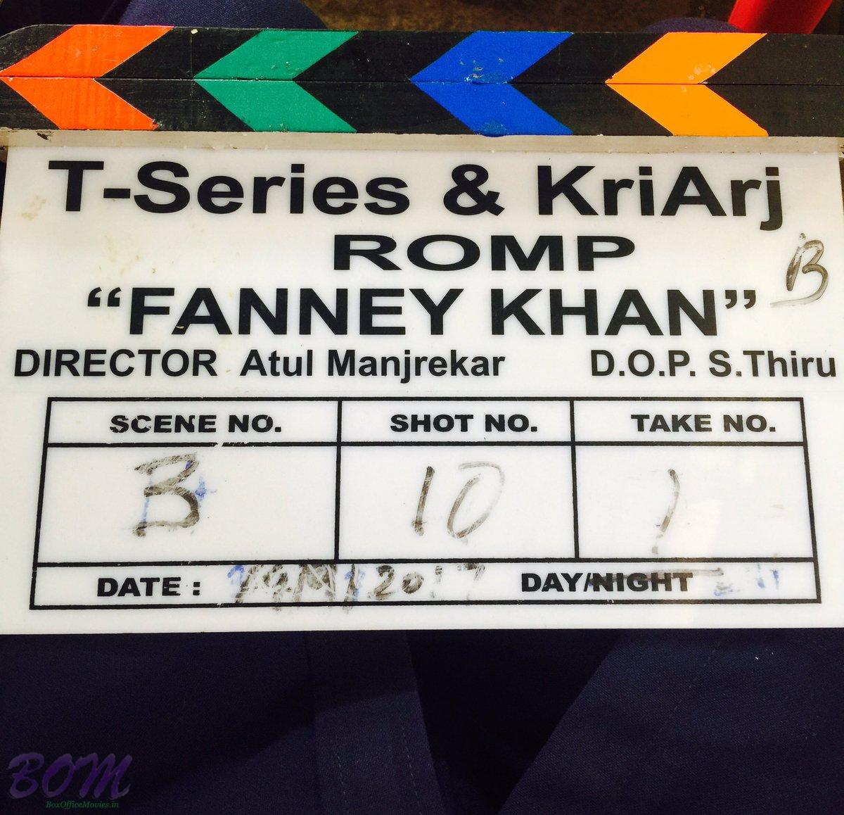 FANNEY Khan movie clipper on day one
