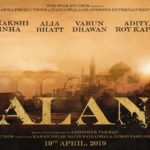 FIRST LOOK POSTER OF KALANK