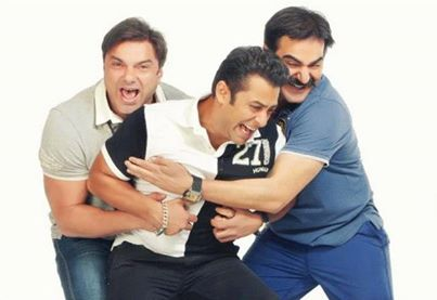 Family is ones biggest Strength - Salman Khan