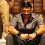 Fierce look of Ranveer Singh from SIMMBA