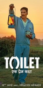 Toilet Ek Prem Katha is powerful romantic drama around the importance of TOILET