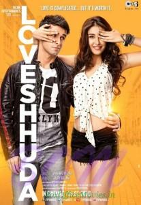 First Look Poster of LOVESHHUDA movie