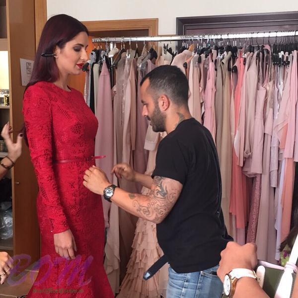 First Look of Katrina Kaif at Day 2 of Cannes