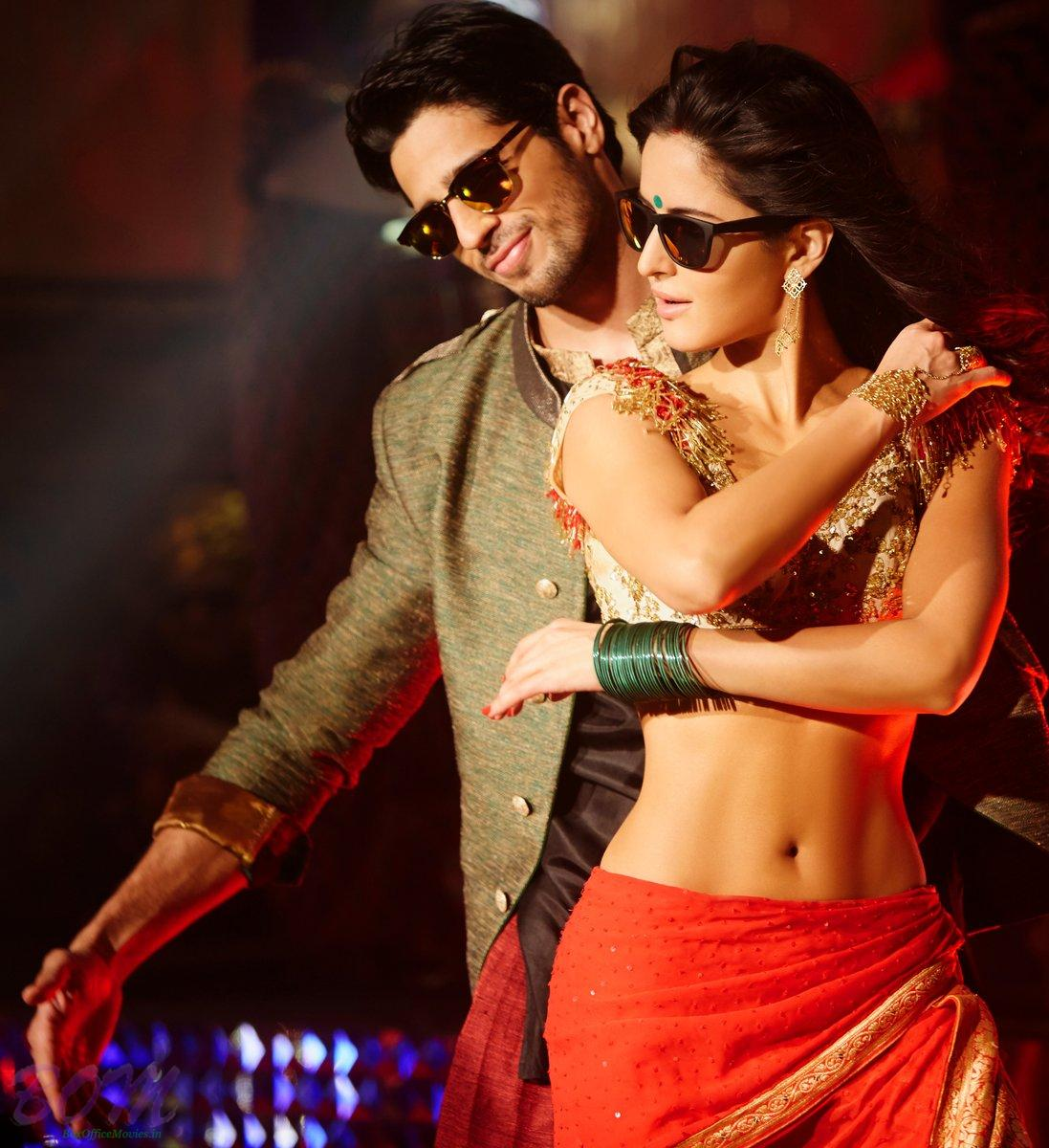 First Look of Siddharth Malhotra and Katrina Kaif in Baar Baar Dekho