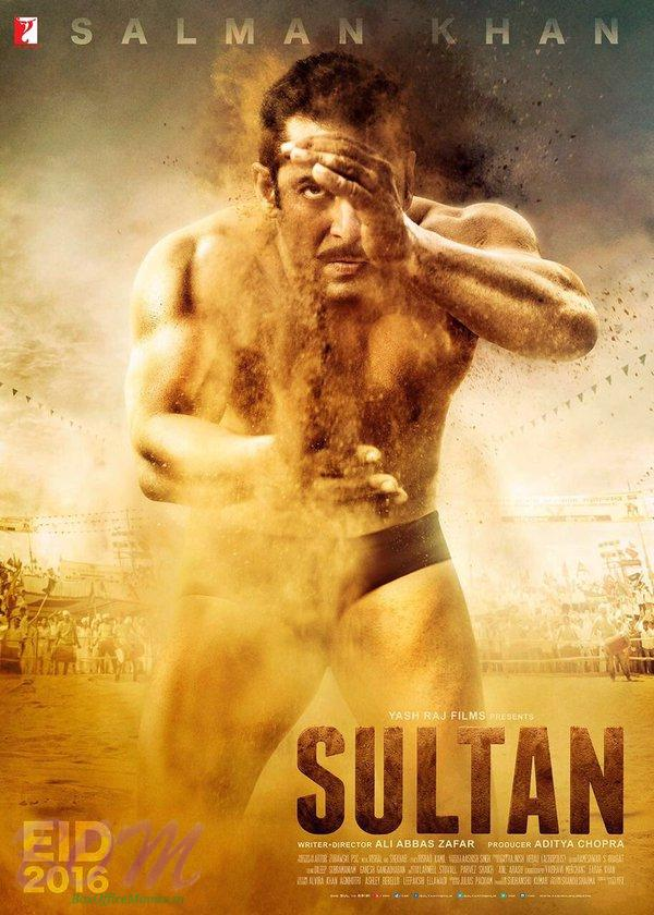 First Look Poster Of Salman Khan Movie Sultan Pics Bollywood Actor