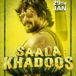 First look Poster of Saala Khadoos movie