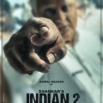 First look of Kamal Haasan starrer Indian 2 movie