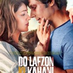 First look poster of Do Lafzon Ki Kahani