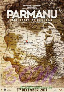 First look poster of PARMANU