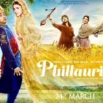 First look poster of Phillauri - movie releasing on 24 March 2017