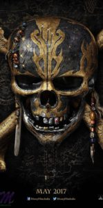 Jack Sparrow is back with Pirates of the Caribbean 5