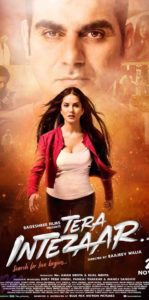 Trailer of Sunny Leone and Arbaaz Khan's romantic flick Tera Intezaar