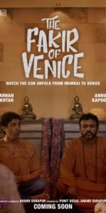 Trailer of Farhan Akhtar's long awaited The Fakir of Venice movie