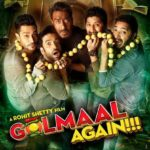 Rohit Shetty directorial GOLMAAL AGAIN is scheduled to release in Diwali 2017.