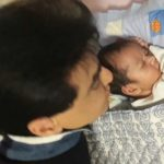 First picture of Tusshar Kapoor' son Laksshya with grandfather Jitendra