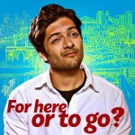 For here or to Go movie first look poster