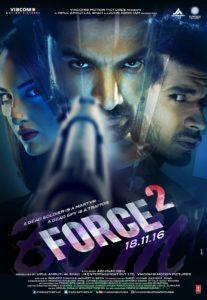 Force 2 movie poster featuring leading actors