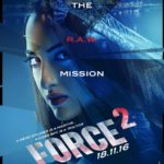 Force 2 movie poster with Sonakshi Sinha