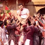 Salman Khan from the sets of bajrangi bhaijaan