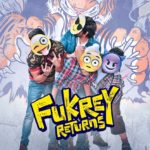 Fukrey Returns movie funny poster