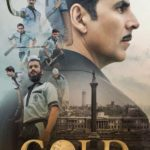 GOLD movie poster with all leading starcasts