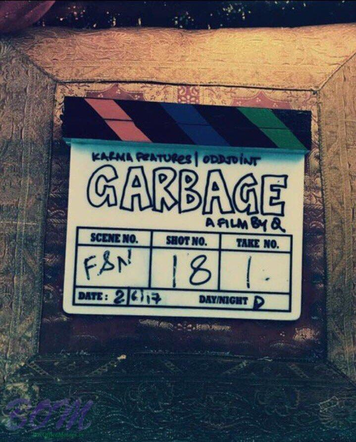 Garbage movie clipper