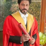 Great actor Shahrukh Khan is now Dr Shahrukh Khan