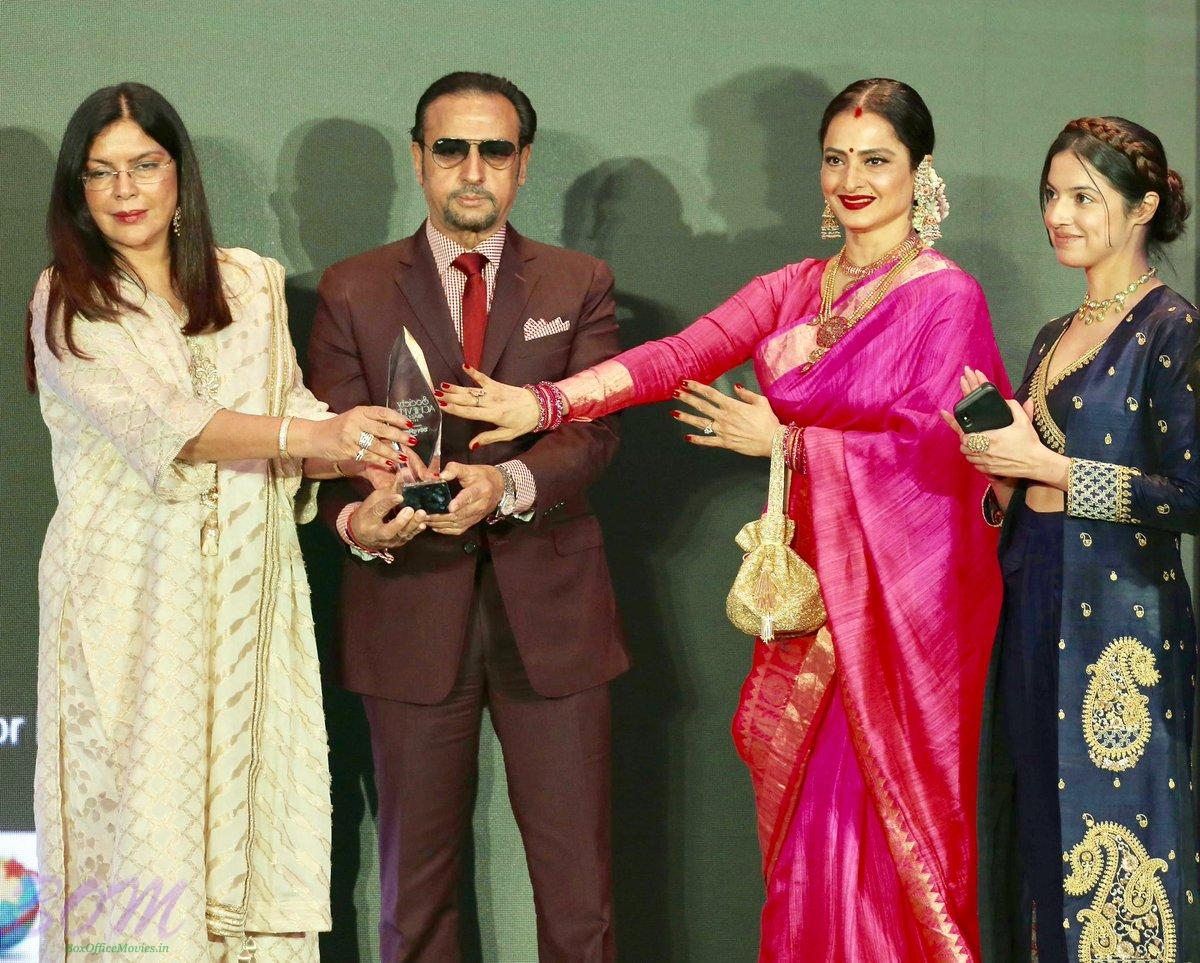 Gulshan Grover wins Indian Actor With Global Impact
